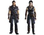 FO3 Merc veteran outfit