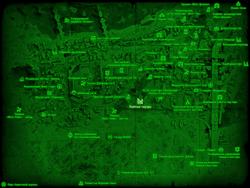 FO4 Лейтон тауэрс (карта мира)