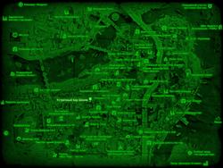 FO4 Устричный бар Шенли (карта мира)