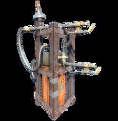 FO4 Flamethrower Trap