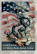 FO4 urbanposters Lend a hand for Uncle Sam