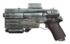 FO76 Anti-Scorched Training Pistol