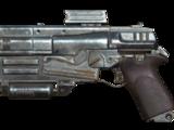 Anti-Scorched training pistol