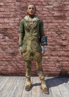 FO76 Scavanger Outfit