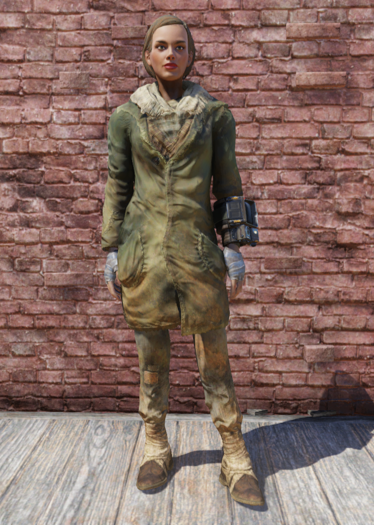 Scavenger outfit (Fallout 76) | Fallout Wiki | FANDOM