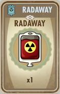 FOS RadAway carta