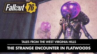 Fallout 76 – Geschichten aus den Hügeln von West Virginia Die Begegnung in Flatwoods