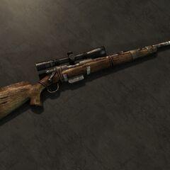 Мисливська гвинтівка з усіма модифікаціями