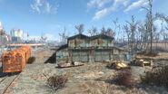 NH&M Freight Depot
