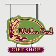 Walden Pond Gift Shop Art 1