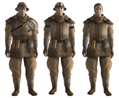 FNV Trooper Outfits NCR2