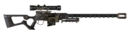 FNV sniper rifle Carbon Fiber Parts