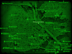FO4 Кембриджская церковь (карта мира)