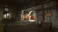 FO4 College Square Station inside 5