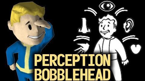 Fallout 3 Bobblehead -Perception-