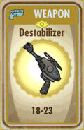 FoS Destabilizer Card