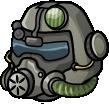 FoS T-45 helmet m