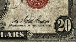 John Michael Henderton NCR $20 bill