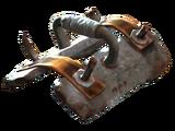 Light dog armor