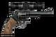 Magnum 0.44 Cal z celownikiem