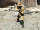 Mysterious Stranger (character)