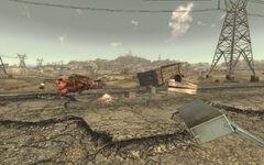 Cassidy Caravans Wreckage