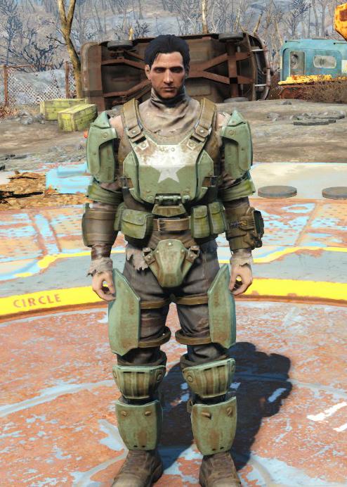 Fallout 76 Combat Armor Mods