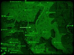FO4AUT Логово Механиста (карта мира)