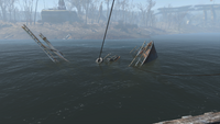 FO4 Coast guard lockup password 1