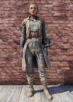 FO76 Drifter Outfit