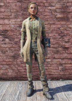 FO76 Farmhand Outfit