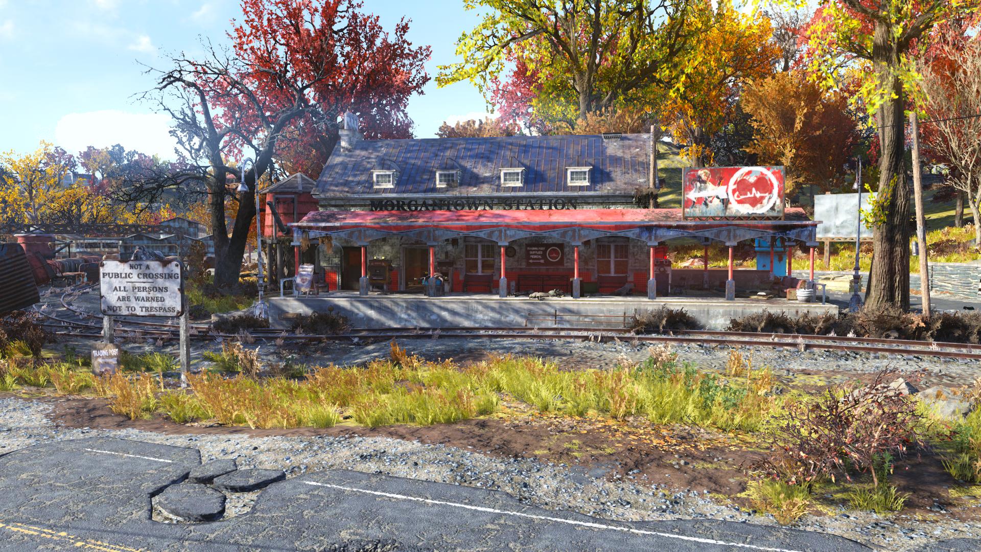 Morgantown station | Fallout Wiki | FANDOM powered by Wikia