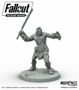 Fallout Wasteland Warfare mutant generic blade