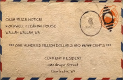 Fo76 RB junk mail