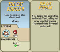 FoS The Cat Burglar card