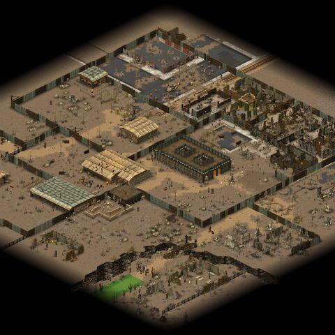 Карта в деталях