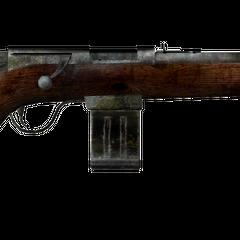 Варминт-гвинтівка з магазином більшої ємності.