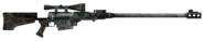 Anti-materiel rifle 1 2 3