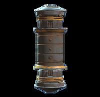 Cryogenic grenade