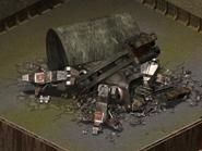 Damaged Pacification Bot FoT