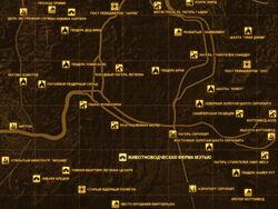 FNV Карта ЖИВОТНОВОДЧЕСКАЯ ФЕРМА МЭТЬЮ