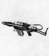 FO2OSS Gauss rifle