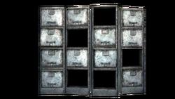 FO3 Картотечные шкафы