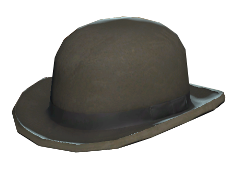 official photos f7033 86fdd Bowler hat (Fallout 76)   Fallout Wiki   FANDOM powered by Wikia