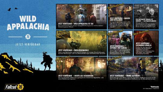 Fallout76 WildAppalachia RoadMap DE