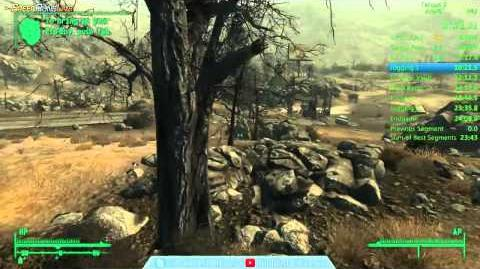 Fallout 3 Any% Speedrun 23 55 RTA (6 30 14)