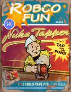 Fo76 RocCo Fun Nuka Tapper