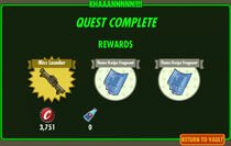 FoS KHAAANNNNN!!!! rewards