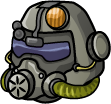 FoS T-45 helmet f