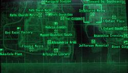 Irradiated Metro loc